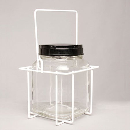 Wire Cage for 3.5 Litre Sample Jar